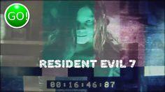 Начальная заставка resident evil 7 biohazard (вариант 3)