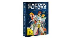 [Vorbestellen] Captain Future  Komplettbox [Blu-ray]  Preis auf 7999 gesunken