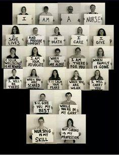 I'm a nurse! Love this