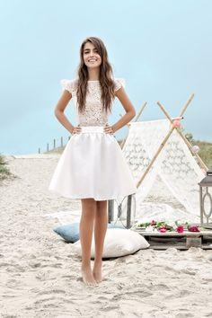 Robe de mariée Jerry - www.fabiennealagama.com #fabiennealagama#collection2017#robedemariee