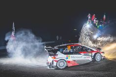 Jari Matti Latvala - Rallye Monte Carlo 2017 (Foto: Red Bull Content Pool/@World)