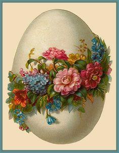 Flower Egg Easter Card | Flickr - Photo Sharing!