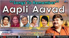 Aapli Aavad - Songs To Remember : Asha Bhosle, Shridhar Phadke, Ajit Kad...