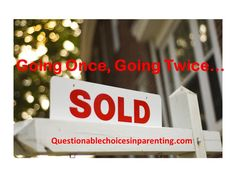 Our house sold! Here is how we survived selling our house with kids