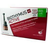 Prezzi e Sconti: #Biothymus ac active trattamento uomo 10 fiale  ad Euro 39.92 in #Meda pharma spa #Igiene e cosmesi > capelli