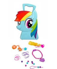 Buy My Little Pony Styling Case at Argos.co.uk, visit Argos.co.uk to shop online for Make-up and beauty toys, Toys under 10 pounds