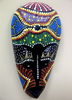 Mask in a friend's office conference room in Mumbai. [personal photo]