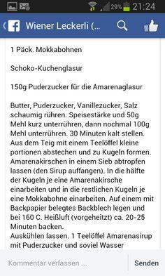 Wiener Leckerli