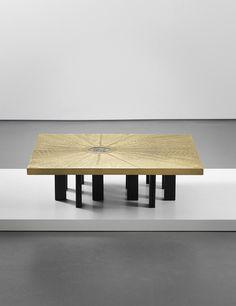 PHILLIPS : UK050213, GEORGE MATHIAS, Coffee table