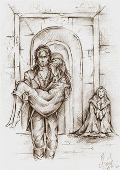 My dream was dead in my arms. The Tawny Man Trilogy, Robin Hobb