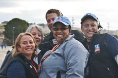 The fantabulous staff of AIDS/LifeCycle, ALC10!