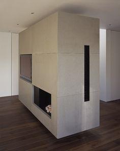 Penthouse, South Kensington, London_ Guard Tillman Pollock  architects