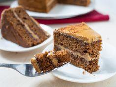 Gingerbread Bourbon-Molasses Cake | The F&B Department