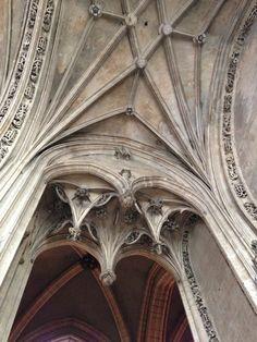 Saint Jean Cathedral, Lyon France