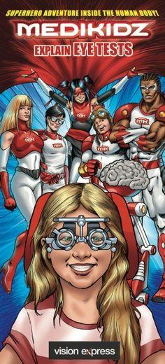 eyewear for kids #comics