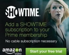 Join SHOWTIME Free Trial!  ➩➩ ➩ ➩     http://amzn.to/2pjX7vg