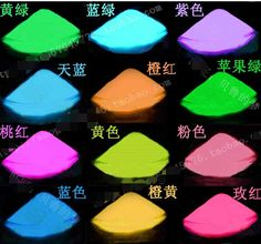 Find More Nail Glitter Information about Hot selling orange&yellow color Luminous powder phosphor powder,DIY , 100g/bag,advertisement pigment,High Quality pigment ring,China powder alloys Suppliers, Cheap powder ginger from Forever you and me on Aliexpress.com