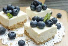 Recipe- No Bake Mascarpone Cheesecake