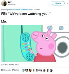 A new angry Peppa Pig meme is making its round around the internet. We've compilated the most funniest one, sprinkled with a few classic Peppa Pig memes. Peppa Pig Funny, Peppa Pig Memes, Memes Humor, New Memes, Stupid Funny Memes, Hilarious, Funny Stuff, Funny Shit, Crazy Funny