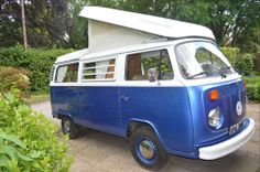 1974 VW T2 Westfalia campervan with 12 months MOT Seats Sleeps 5!!
