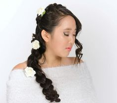 Bridal / Ball hairstyle