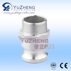 Pipe Fittings Supplier: F Type Camlock (Email & Skype: export1@yuzheng-valve.com. Mobile: +86 18058723339) Stainless Steel Pipe, Stainless Steel Tubing