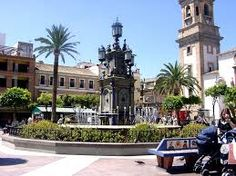 Plaza Alta, Algeciras.