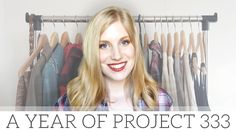 About a year ago I decided to do Project 333 for the full year and I'm so glad I did it! Here's a look back and some tips and things I learnt from my capsule...