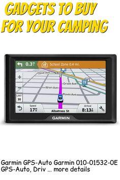 Garmin GPS-Auto Garmin 010-01532-0E GPS-Auto, Drive 5 USA LM EX, … (This is an affiliate link) #campinggadgets