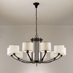 Chelsom Glasgow 10 Pendant Lamp