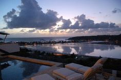 Ambia Boutique Hotel has the best view on the island