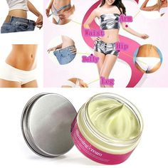 New Design Anti Cellulite Lose Weight Burning Fat Loss Firming Body Shaping Slimming Cream #Affiliate