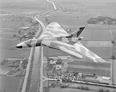 An poster sized print, approx (other products available) - A Vulcan Bomber in flight complete with its new camouflage war paint - Image supplied by PA Images - Poster printed in the USA Military Jets, Military Aircraft, Anti Flash, V Force, Avro Vulcan, Royal Air Force, Royal Navy, Photographic Prints, Photo Mugs