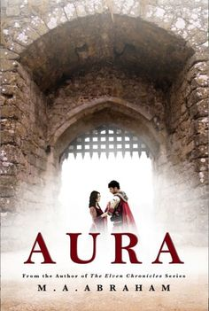 Aura by M.A.Abraham: http://thereadingcafe.com/aura-by-m-a-abraham-a-review-2/