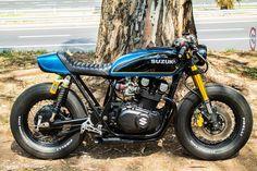 Suzuki GS400 Cafe Racer (6)