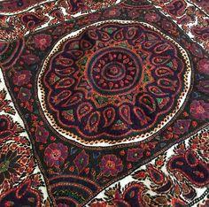 "174 Likes, 4 Comments - Farkhondeh Ahmadzadeh (@farkhondehatharmony) on Instagram: ""Embroidery art of #kerman #iran #pattern #embroidery #embroideryart #colours #geometry #mustseeiran…"""