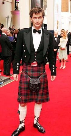 """David Tennant, Scottish Actor born in Bathgate, West Lothian, Scotland in 1971.  He was named """"Coolest Man on TV"""" in 2007 in a Radio Times Survey."""