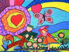 Cuadros Modernos: Pinturas para cuartos de niños