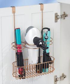 Small Bathroom Storage Cabinet Under Sink Hair Dryer 27 Ideas For 2019 Under Sink Organization Bathroom, Under Bathroom Sinks, Small Bathroom Storage, Diy Organization, Brass Bathroom, Organizing, Organization Station, Bedroom Storage, Bathroom Flooring