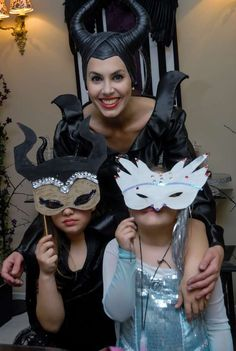 Maleficent Birthday Party Ideas | Photo 1 of 39 | Catch My Party