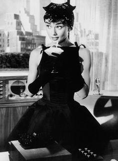 "miss-vanilla: ""Audrey Hepburn in ""Sabrina"" (1954) """