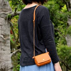 Leather Crossbody Bag, Leather Bag, Leather Tutorial, Mavis, Small Bags, Leather Craft, Pouch, Sewing, Fabric