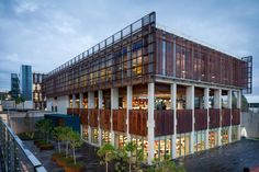 Piri Reis University Main Campus - Ongreening