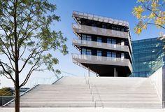 DLW Flooring Referenzen - Uni Hafencity