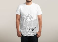 Check out the design The Ocean of Story by Lim Heng Swee on Threadless