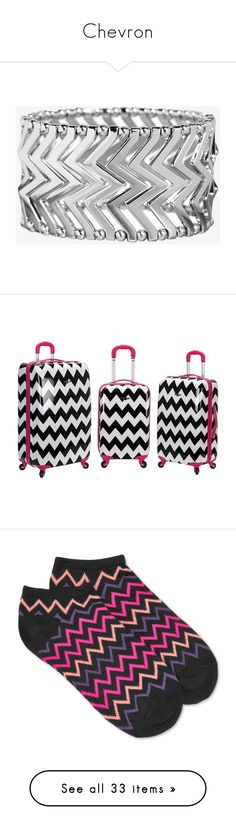 """Chevron"" by ekaparis ❤ liked on Polyvore featuring chevron, bags, handbags, clutches, purses, accessories, silver, glitter clutches, glitter box clutch and chevron purses"