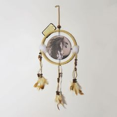 Small Dream Catchers For Sale For sale if still available Three wild white horses small 11
