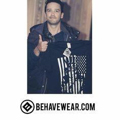 "#BehaveWear Julio ""Chulius"" Briceño from #losamigosinvisibles Endorsing Behave Wear #tees We thank him for the support!  #concert #concerts #streetwear #urbanwear #clothing #tshirts #USA #UncleSam #landofthefree #Behave #music #live #livemusic #rockenespañol #rockenespanol  #livemusicphotography #tee #tshirt #night #backstage #latina #latino #venezuela #Art #freedoom #liberty #health"
