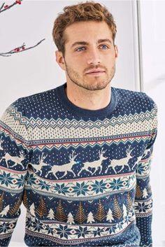 ваш муж наденет свитер с оленями? - Страна Мам