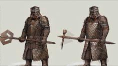 Here You The New Dwarfs! Fantasy Dwarf, Fantasy Armor, Fantasy Weapons, Medieval Fantasy, Fantasy Story, Hobbit Art, O Hobbit, Tolkien, Hill Dwarf